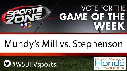 Mundys Mill vs Stephenson
