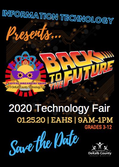 DCSD Tech Fair 2020