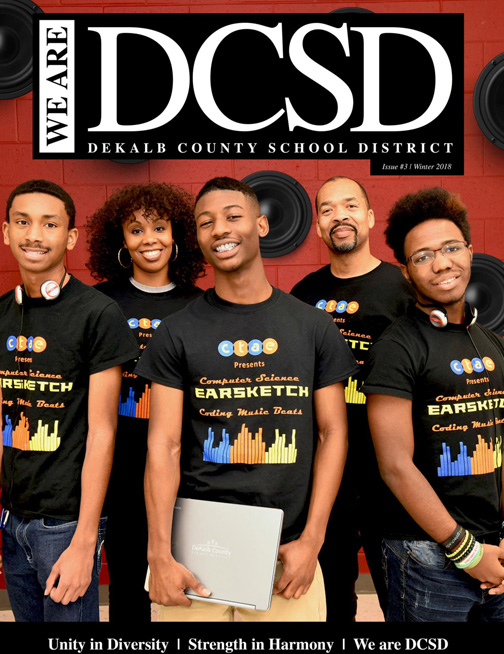 We Are DCSD Magazine, Winter 2018